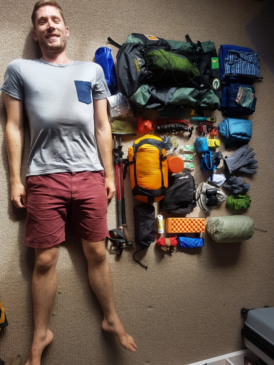 Going Solo on the Pacific Crest Trail | Going Solo